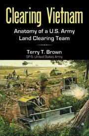 Cover of: Clearing Vietnam
