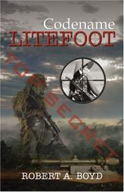Cover of: Codename Litefoot