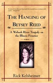 Cover of: The Hanging of Betsey Reed