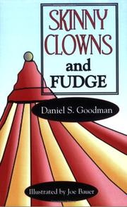 Cover of: Skinny Clowns and Fudge