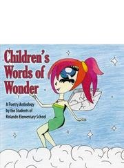 Cover of: Children's Words of WonderA Poetry Anthology