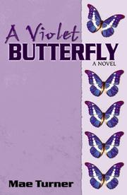 Cover of: A Violet Butterfly