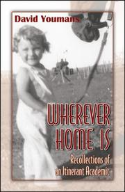 Cover of: Wherever  Home Is