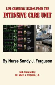 Cover of: Life-Changing Lessons From the Intensive Care Unit