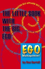 Cover of: The Little Book with the Big Ego