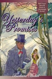 Cover of: Yesterday