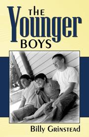 Cover of: The Younger Boys