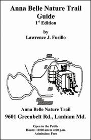 Cover of: Anna Belle Nature Trail Guide
