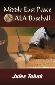 Cover of: Middle East Peace ALA Baseball