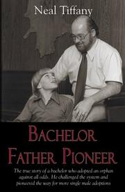Cover of: Bachelor Father Pioneer