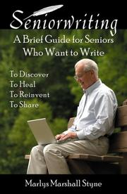 Cover of: Seniorwriting