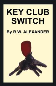 Cover of: Key Club Switch