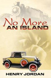 Cover of: No More an Island