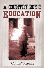 Cover of: A Country Boy's Education