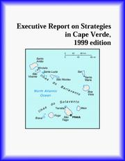 Cover of: Executive Report on Strategies in Cape Verde