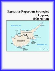 Cover of: Executive Report on Strategies in Cyprus