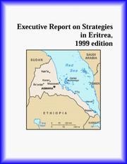 Cover of: Executive Report on Strategies in Eritrea