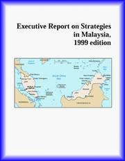 Cover of: Executive Report on Strategies in Malaysia