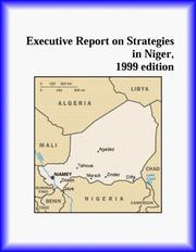 Cover of: Executive Report on Strategies in Niger