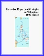 Cover of: Executive Report on Strategies in Philippines