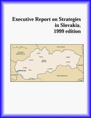 Cover of: Executive Report on Strategies in Slovakia