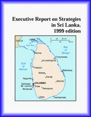 Cover of: Executive Report on Strategies in Sri Lanka