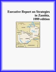 Cover of: Executive Report on Strategies in Zambia