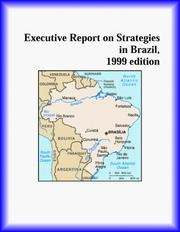 Cover of: Executive Report on Strategies in Brazil