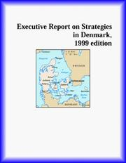 Cover of: Executive Report on Strategies in Denmark
