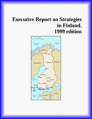 Cover of: Executive Report on Strategies in Finland