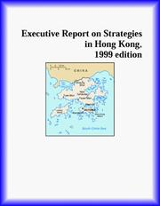 Cover of: Executive Report on Strategies in Hong Kong