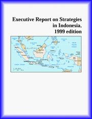 Cover of: Executive Report on Strategies in Indonesia