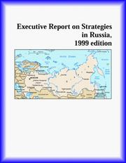 Cover of: Executive Report on Strategies in Russia