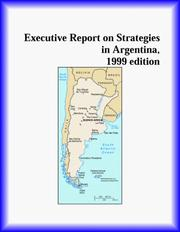 Cover of: Executive Report on Strategies in Argentina
