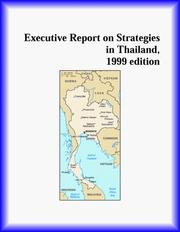 Cover of: Executive Report on Strategies in Thailand
