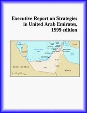 Cover of: Executive Report on Strategies in United Arab Emirates