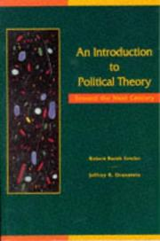Cover of: An introduction to political theory