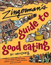 Cover of: Zingerman