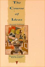 Cover of: The Course of Ideas (2nd Edition) | Jeanne Gunner