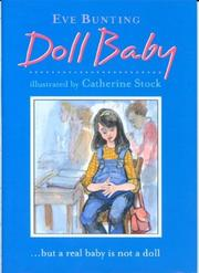 Cover of: Doll baby | Eve Bunting
