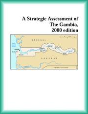 Cover of: A Strategic Assessment of  The Gambia, 2000 edition (Strategic Planning Series) | The the Gambia Research Group