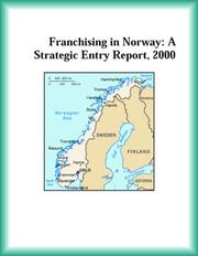 Cover of: Franchising in Norway | The Retailing Research Group