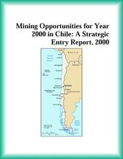 Cover of: Mining Opportunities for Year 2000 in Chile | Research Group