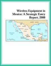 Cover of: Wireless Equipment in Mexico | Telecommunications Research Group