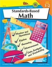 Cover of: The 100+ Series Standards-Based Math, Grades 1-2 (100+)