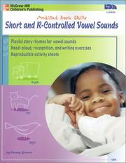 Cover of: Short & R Controlled Vowel Sounds (Modified Basic Skills)