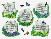 Cover of: 10 Commandments Bulletin Board Set | School Specialty Publishing
