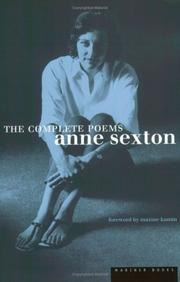 Cover of: The Complete Poems | Anne Sexton