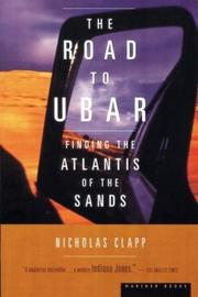 Cover of: The Road to Ubar | Nicholas Clapp