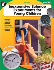 Cover of: Inexpensive Science Experiments for Young Children, Grades K-1
